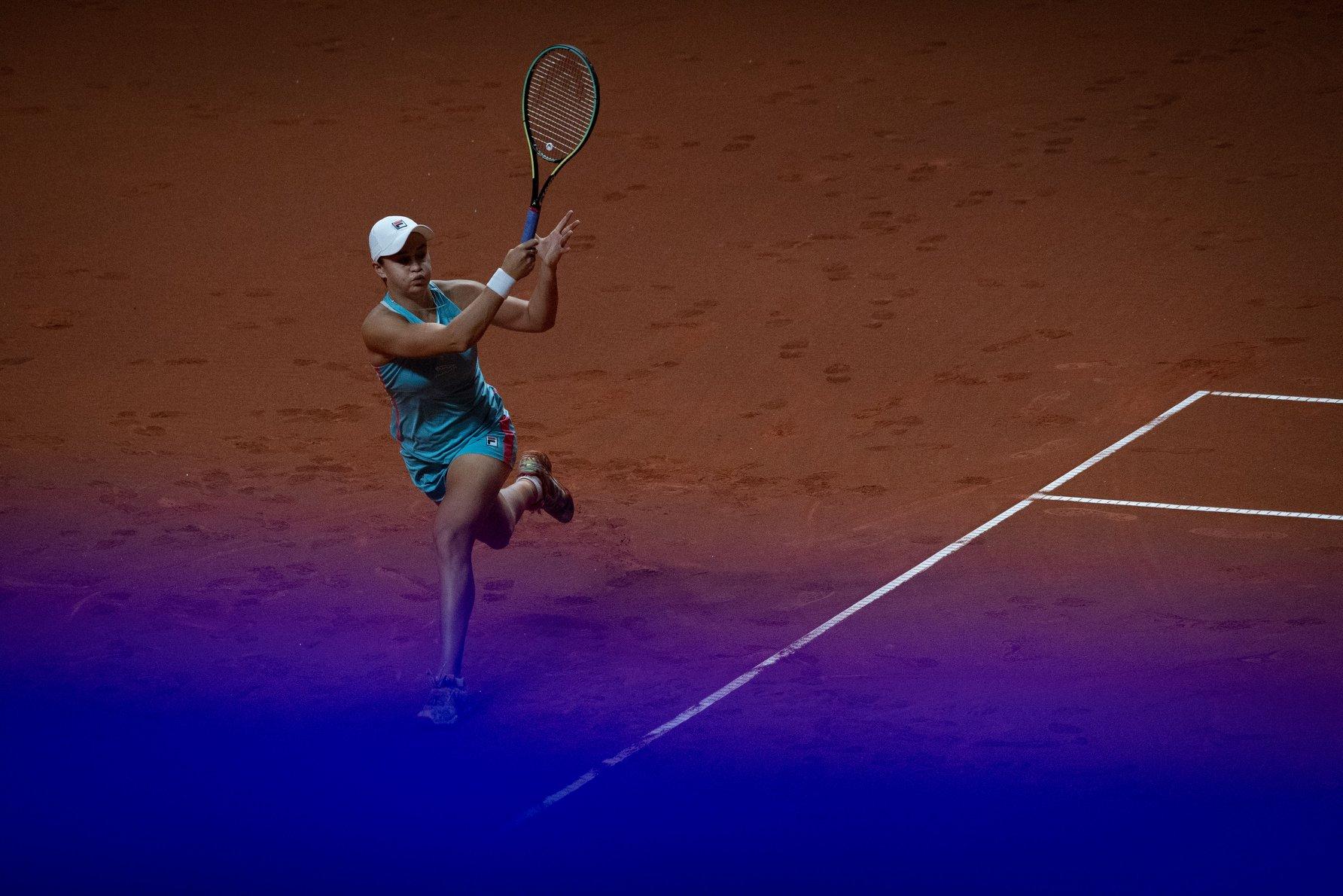 ešli barti australijska teniserka