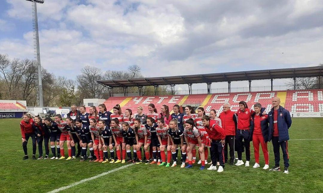 ženski fudbalski klub crvena zvezda