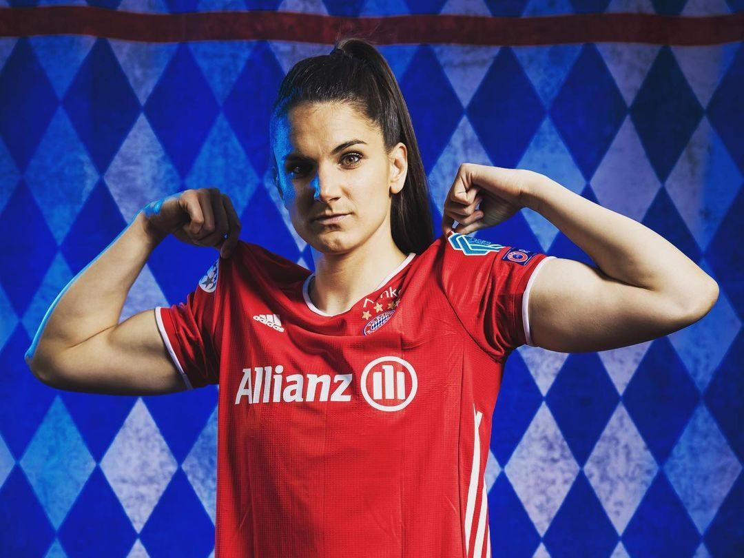 Jovana Damnjanović za SportFem: Bajern me oduševio novim ugovorom, želimo da dominiramo