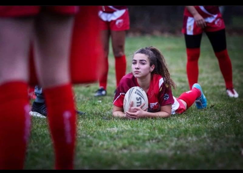 Karolina Blizanac: Od prvog treninga sam znala da je ragbi sport mog života