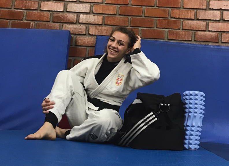 Marica Perišić za Sport Fem: Osećam pritisak jer me nazivaju najvećom nadom srpskog džudoa