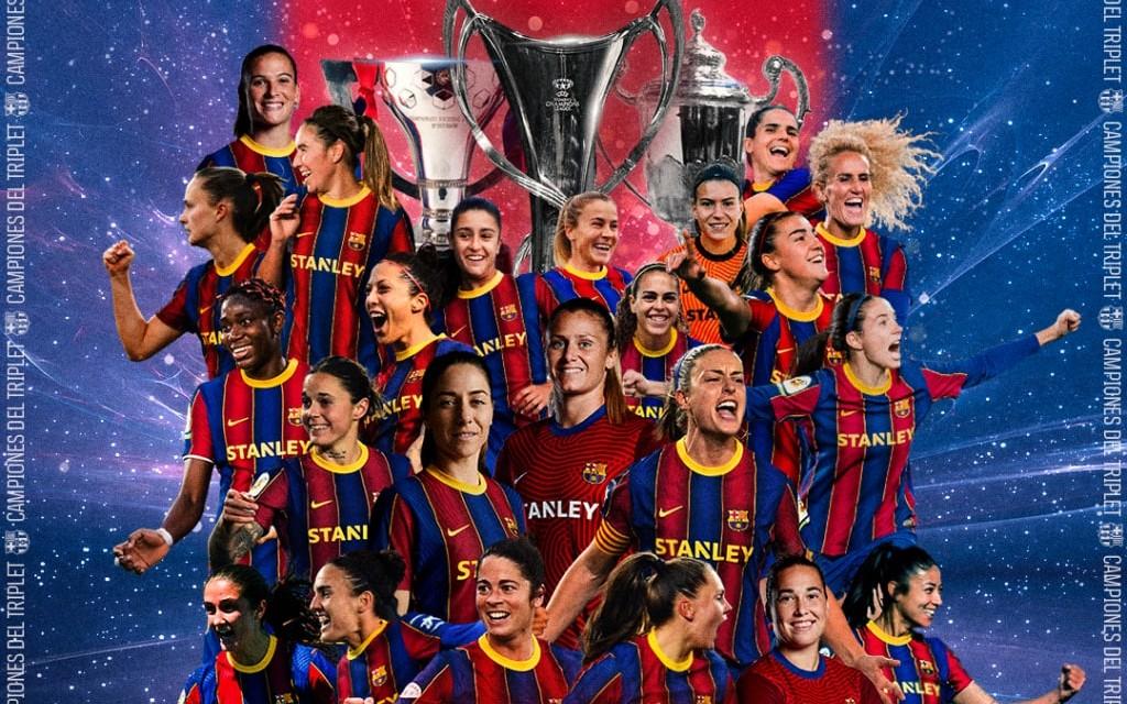 Barselona žene fudbal
