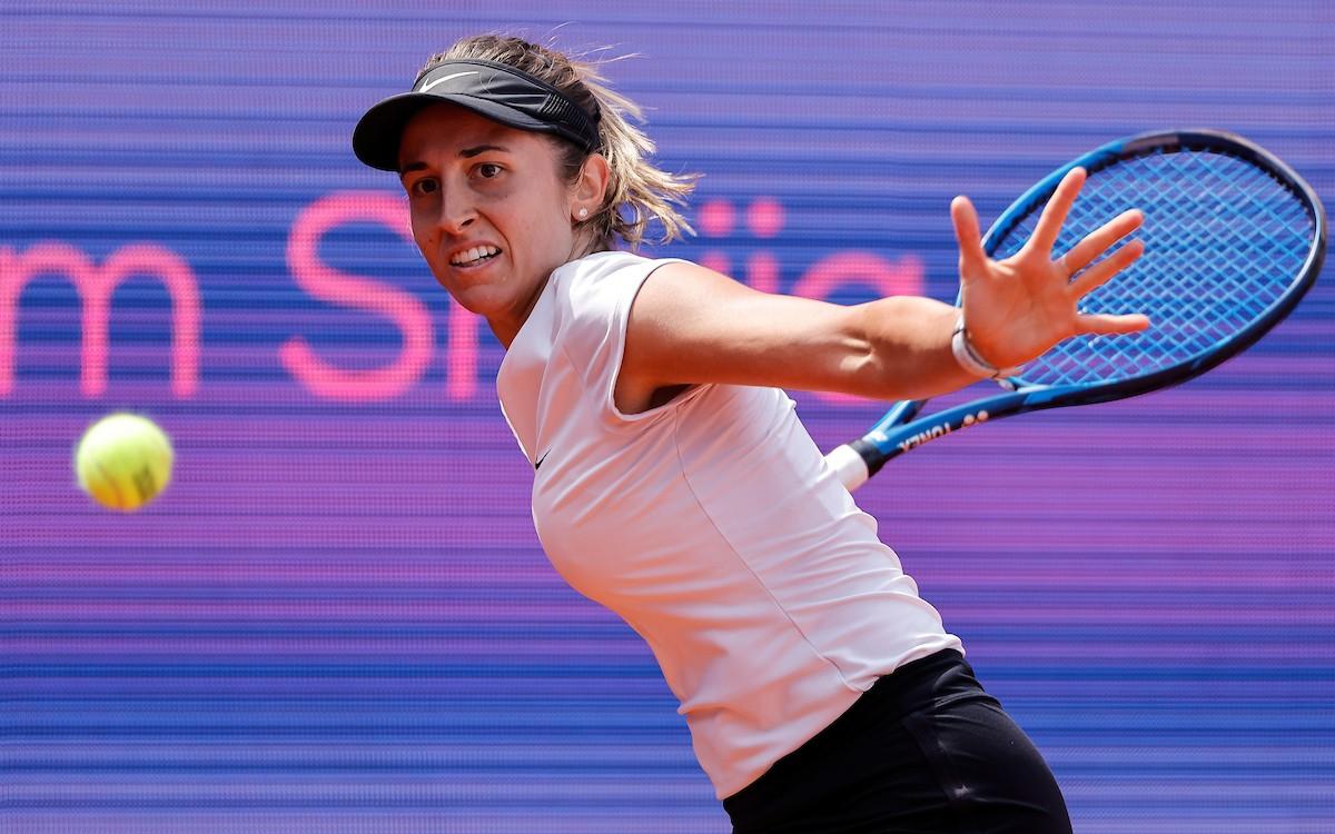 Dejana Radanović tenis Serbia open