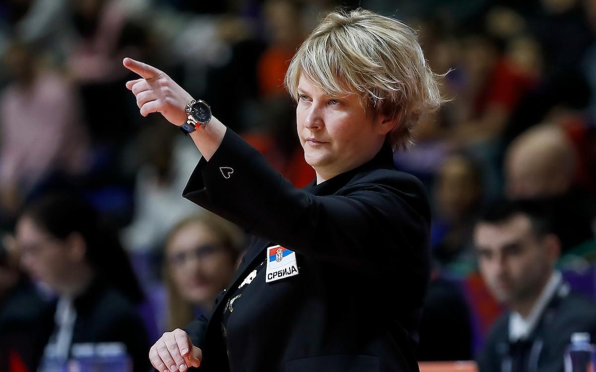 Marina Maljković košarka Srbija