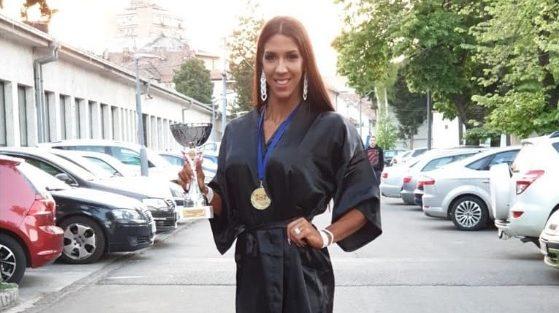 Miljana Ferenc osvojila zlato na Evropskom prvenstvu!