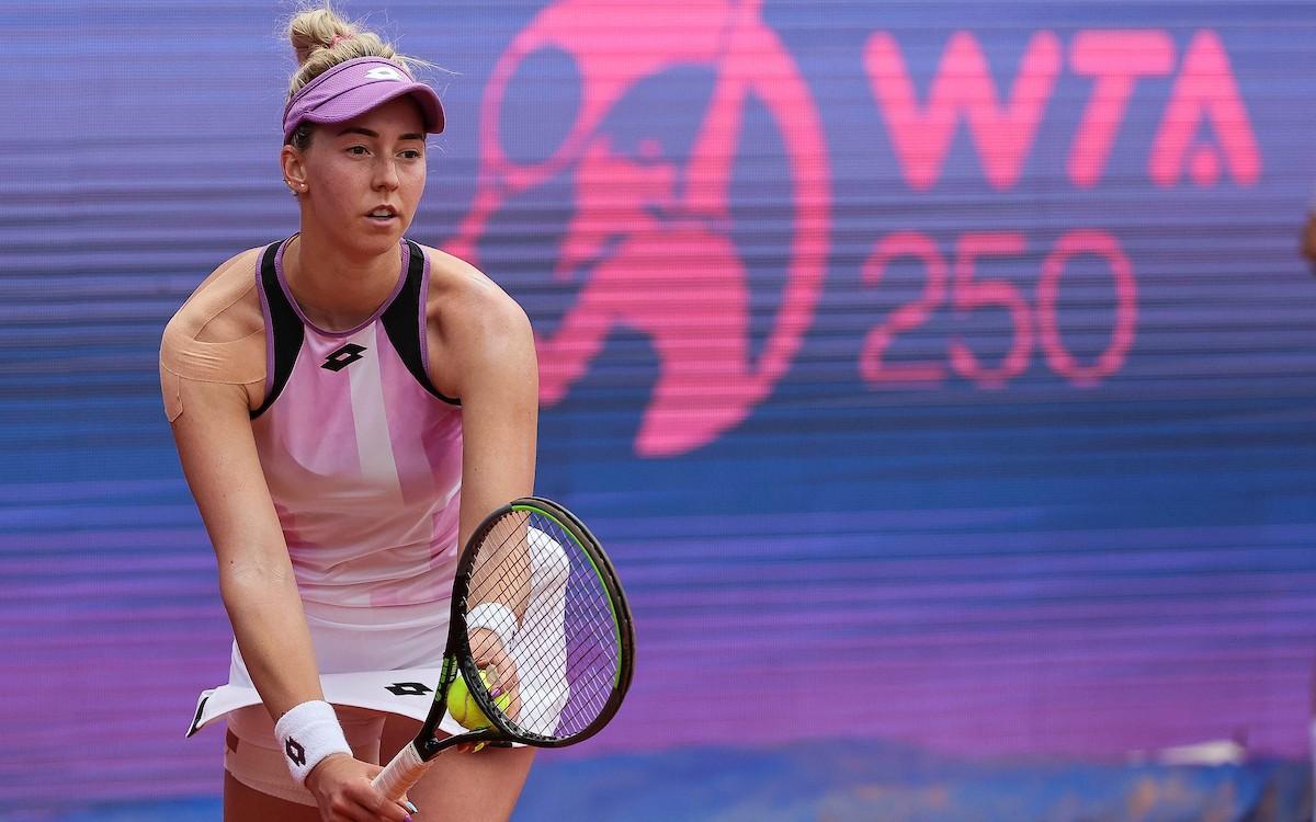 Nina Stojanović tenis Serbia open