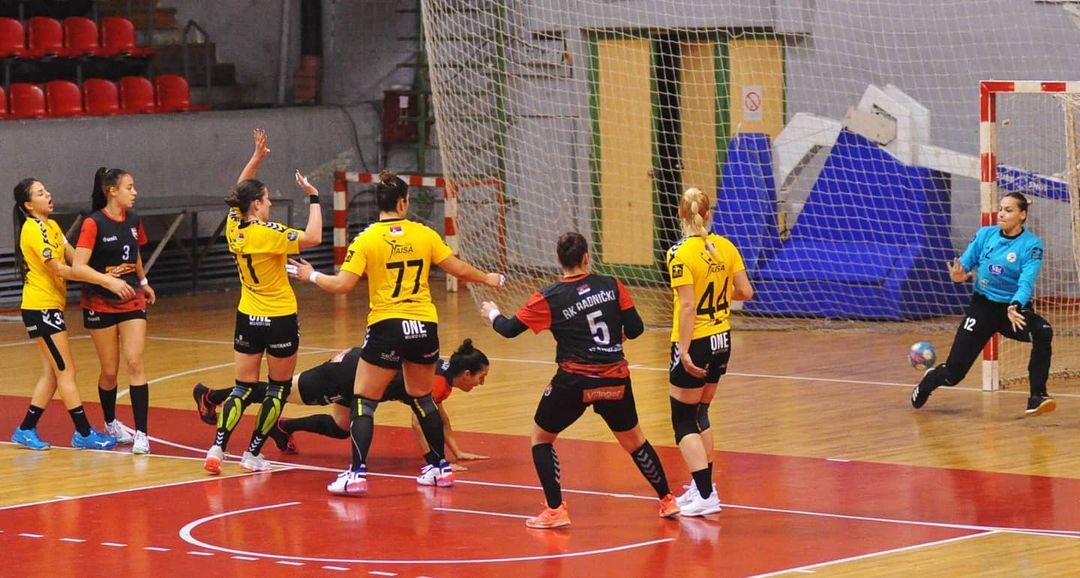 Nestvarna Katarina Stepanović odvela Radnički u finale