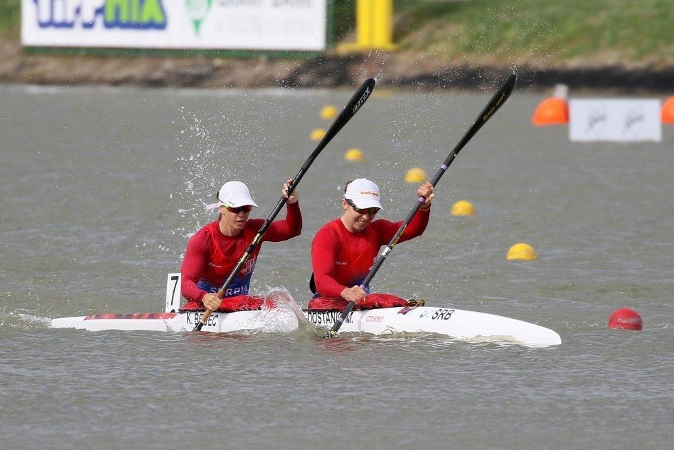 Dostanić i Bedeč na korak do Olimpijskih igara