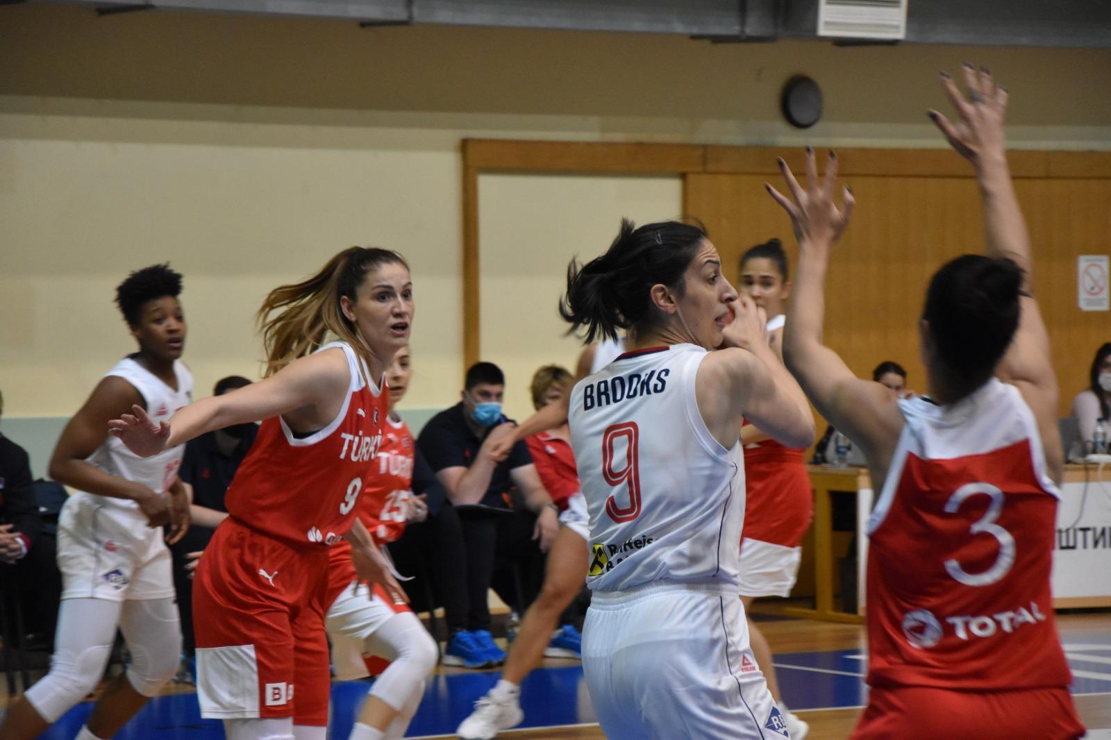 Jelena Bruks košarka
