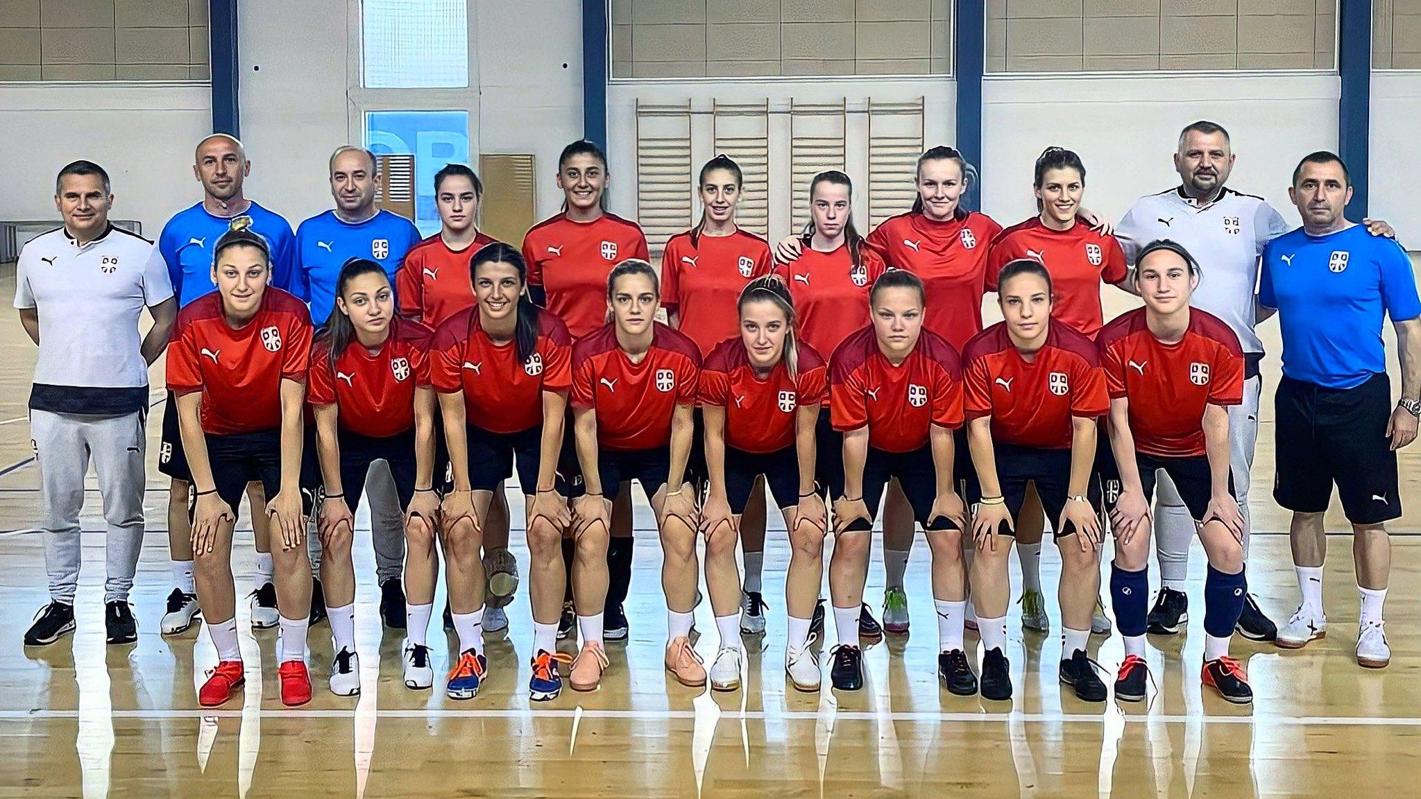 ženska futsal reprezentacija srbije