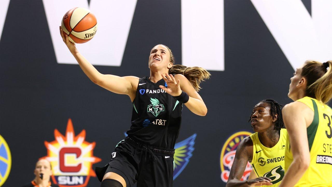 """WNBA: Torasi i Jonesku za """"srčku"""" (VIDEO)"""