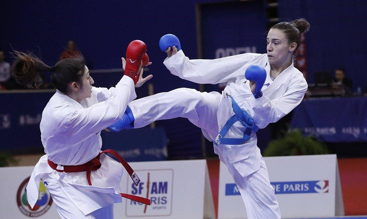 jovana preković karate