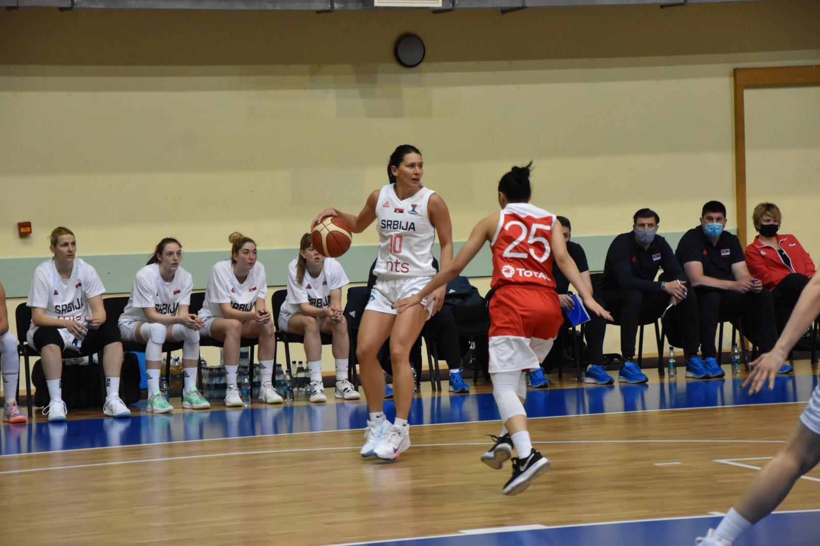 Dajana Butulija košarka