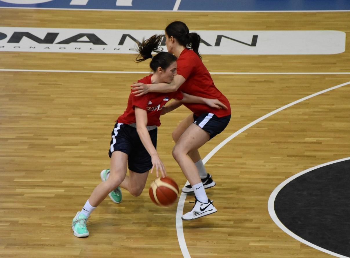 ivana katanić sofija olić košarka