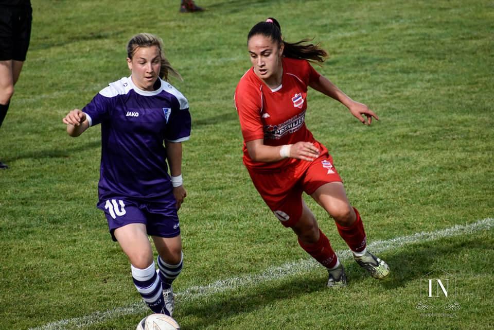 Selektor Grozdanović: Nina je fudbalerka evropskog formata