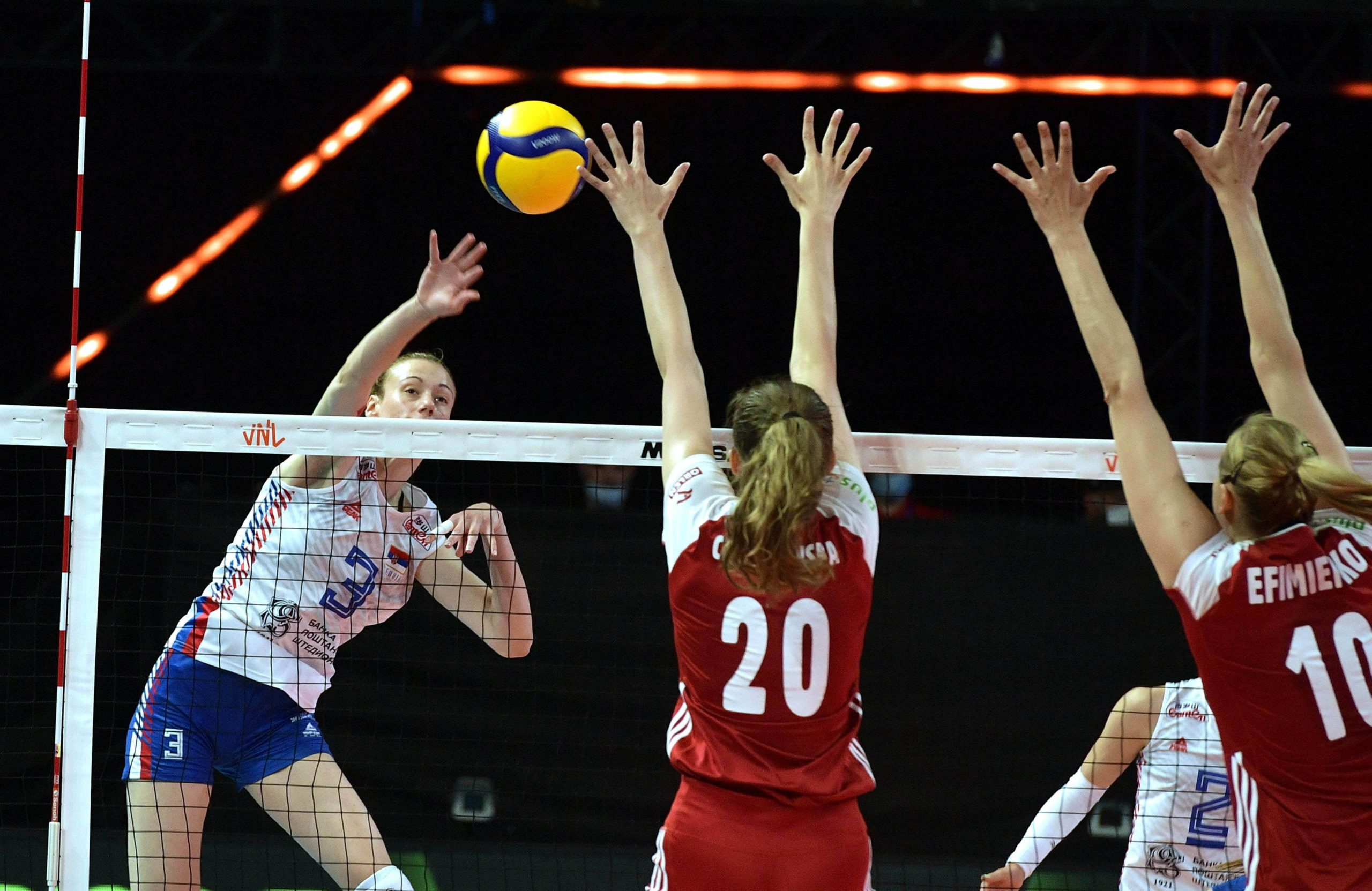 Srbija iznenadila Poljsku i došla do prve pobede