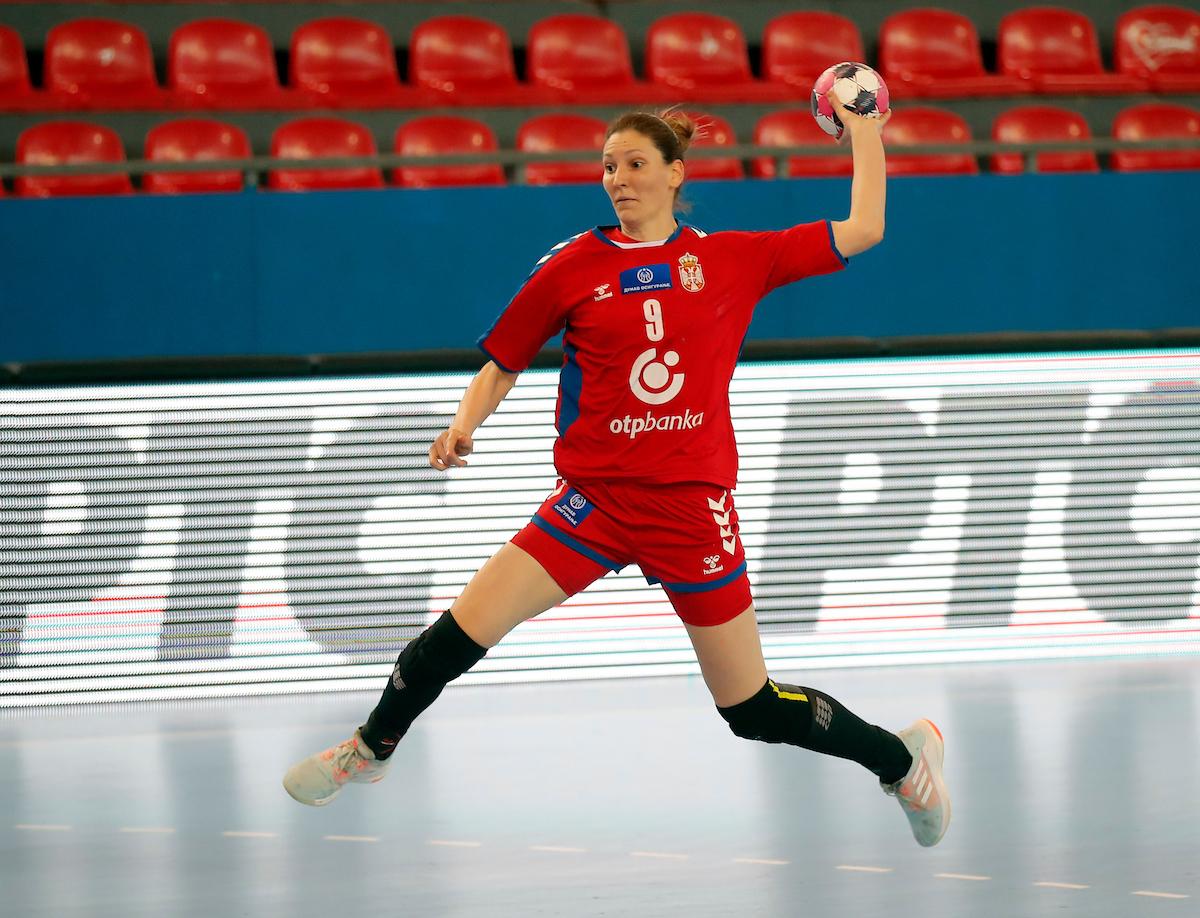 Lavko: Igrala sam polufinale Lige Evrope s napuklim ligamentima