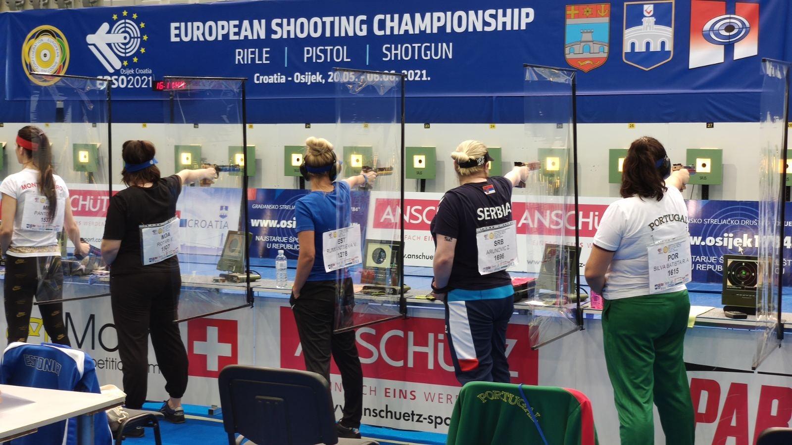 streljaštvo evropsko prvenstvo