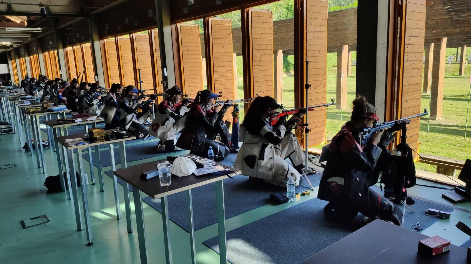 streljaštvo srbija evropsko prvenstvo