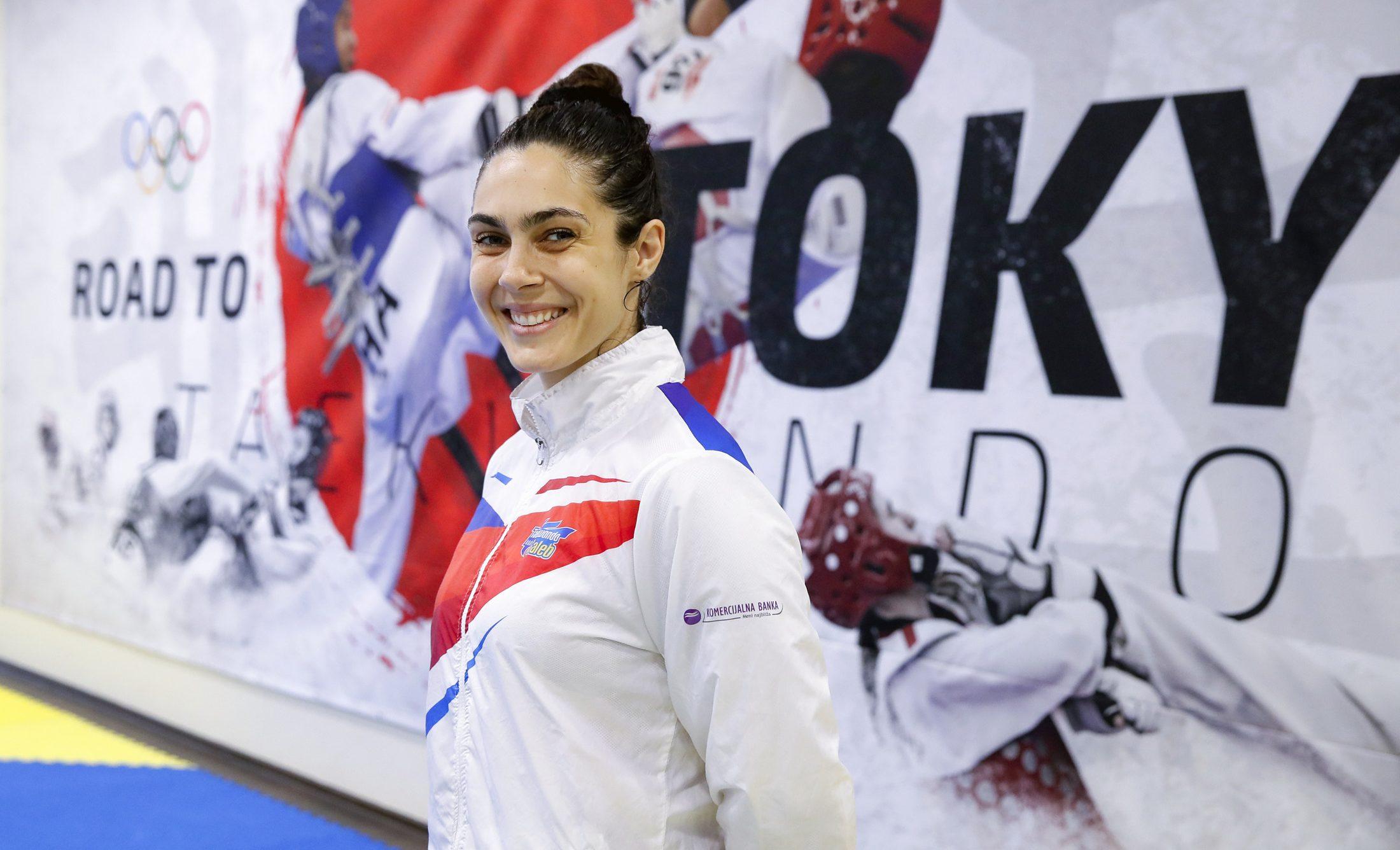 Milica Mandić: O medalji u Tokiju, planovima posle Igara, o suzama i malim radostima koje je ispunjavaju