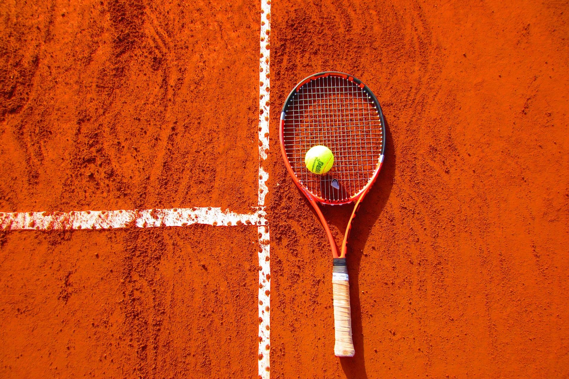 tenis teren reket