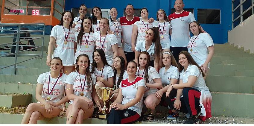 Vojvodina je prvi put u istoriji šampion Srbije
