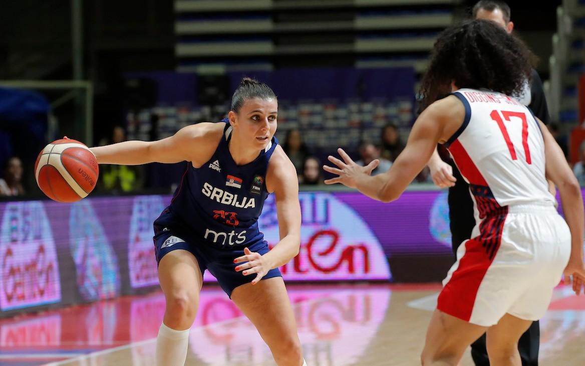 Ana Dabović košarka