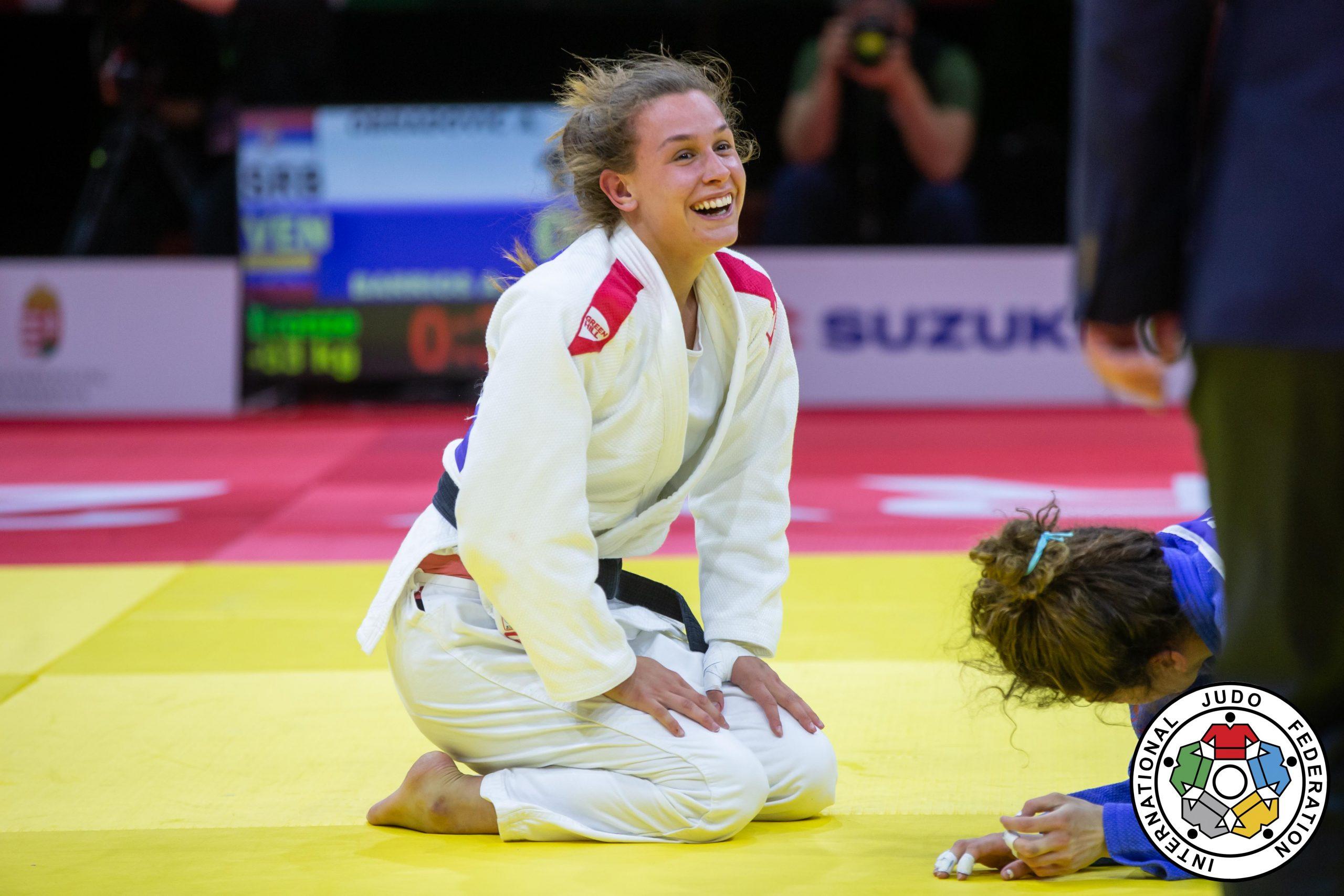 Anja Obradović: Svetska bronza je ostvarenje sna, sad maštam o OI