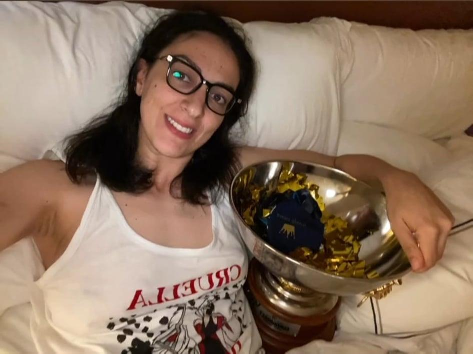 Jelena Bruks sinoć nije spavala sama: Od ovoga ne može bolje!