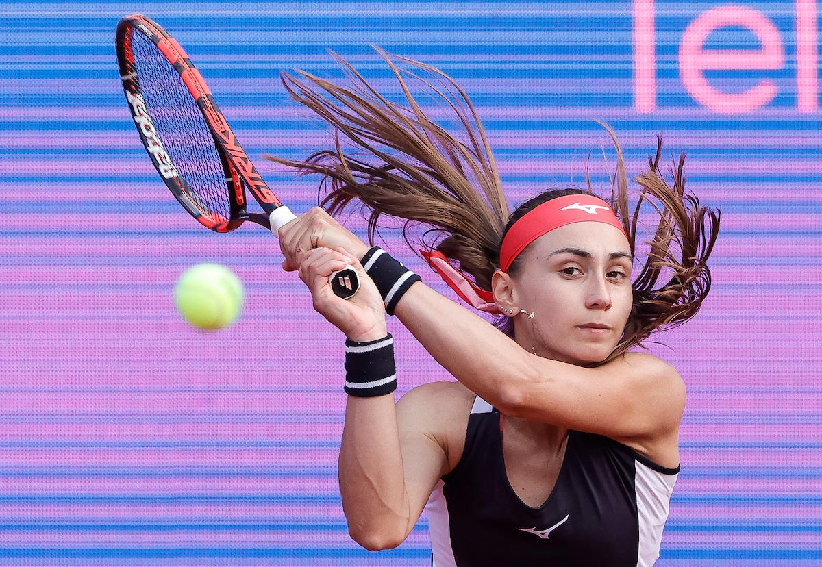 Aleksandra Krunić tenis