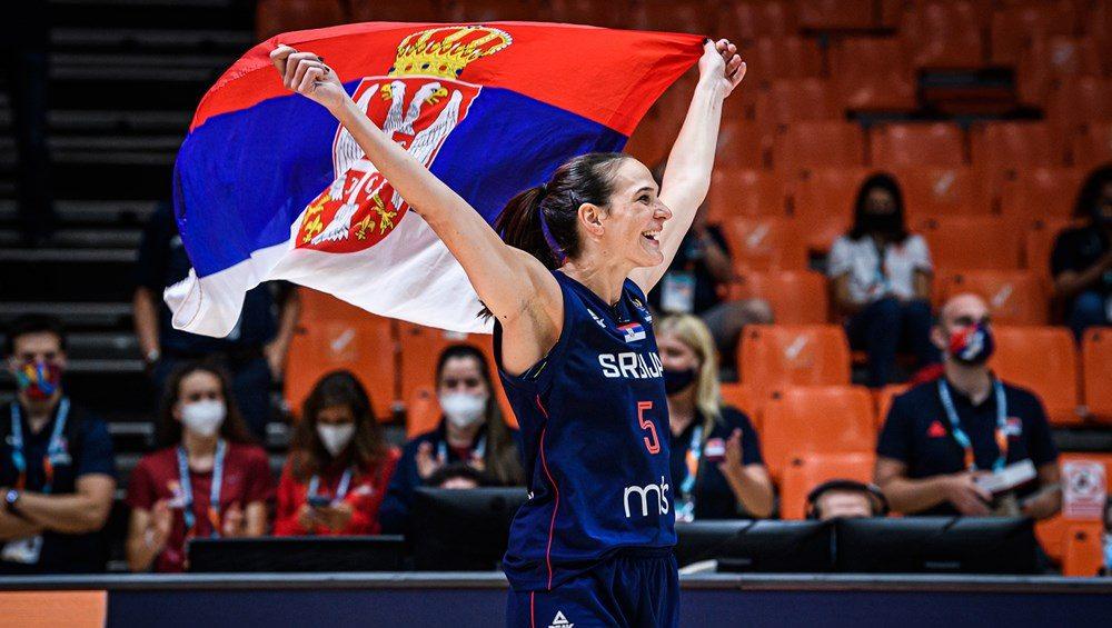 MVP Sonja Vasić: Bez saigračica bih bila niko i ništa