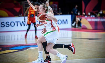 belorusija košarka