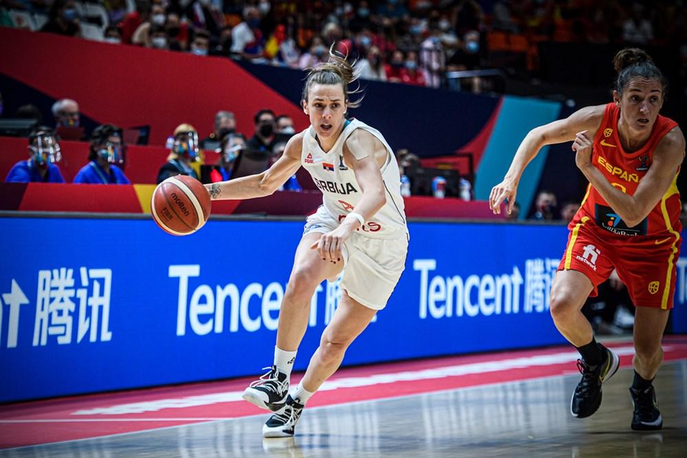 nevena jovanović košarka