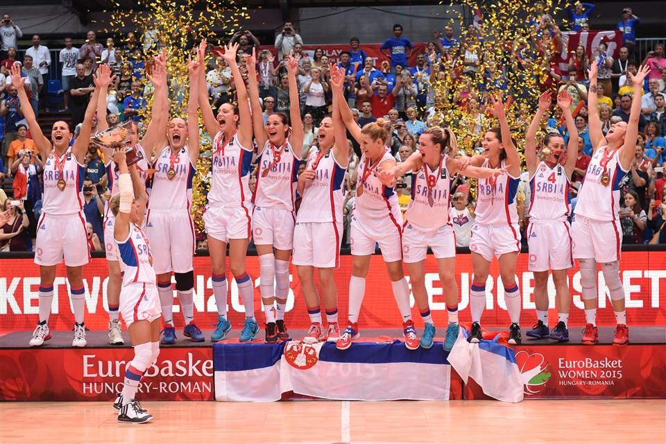 FIBA: Evo zašto bi Srbija trebalo da osvoji EP