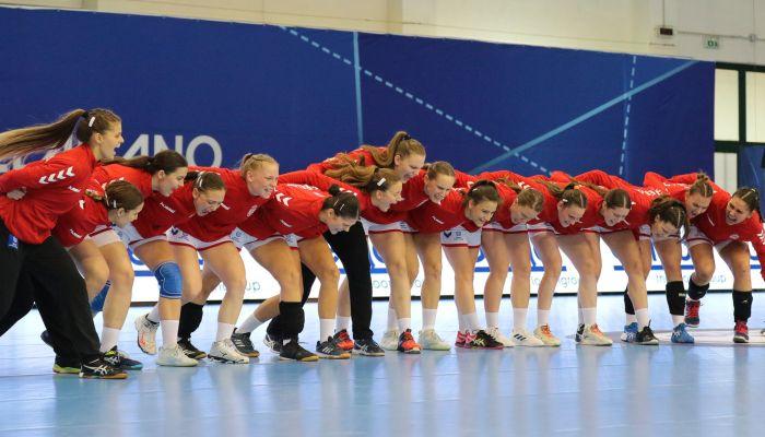 Juniorke protiv Italije za lakšeg rivala u polufinalu