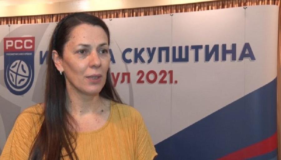 Milena Delić dobila novi mandat na čelu RSS