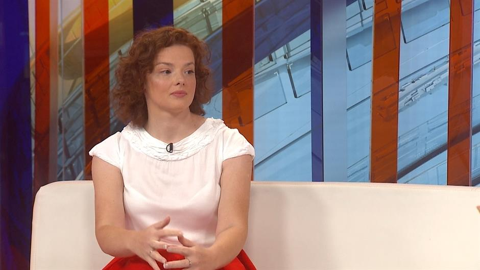 Nađa Higl se sa porodicom preselila u Sloveniju