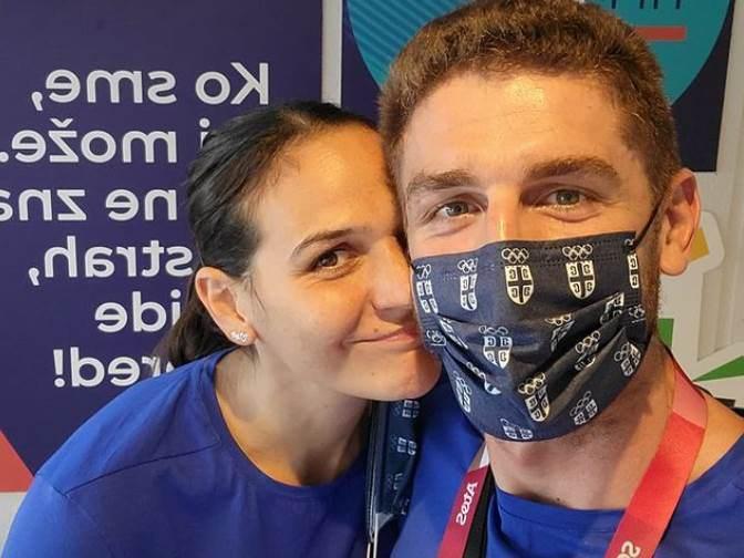 Konačno zajedno: Sonja i Miloš nasmejani