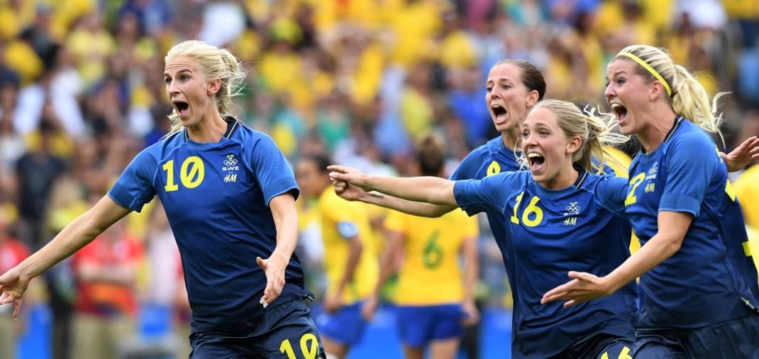 KAKAV POČETAK IGARA: Švedska pregazila SAD 3:0!