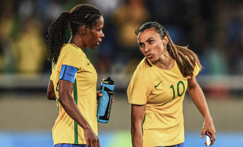 Brazilke ušle u legendu!