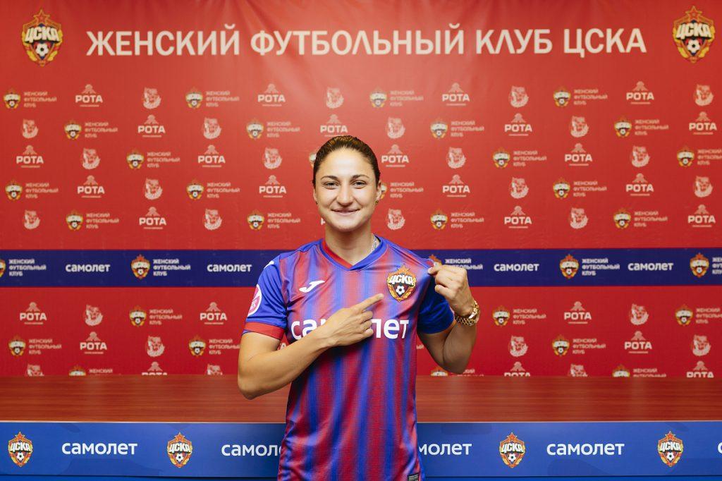 BUUUM! Nevena Damjanović u CSKA!