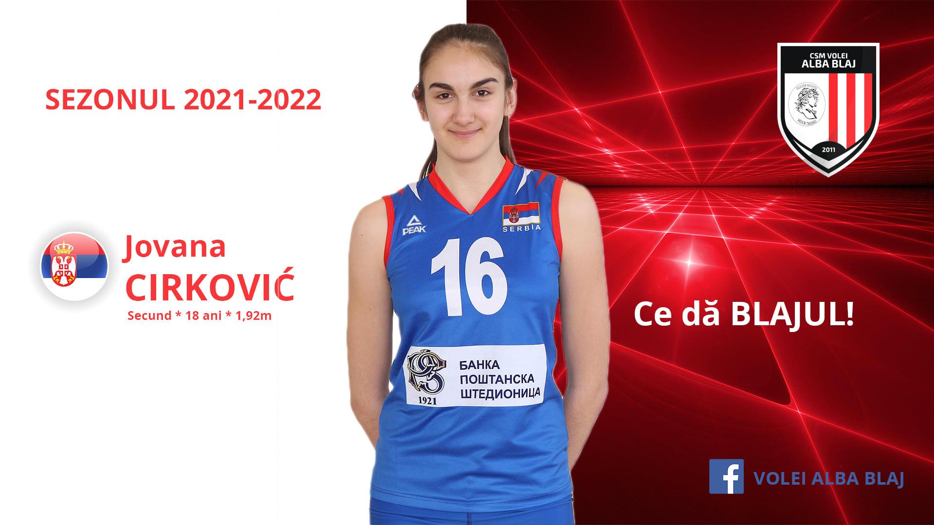 jovana ćirković